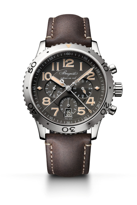 42b26d6103d Breguet s Type XX debuted in the 1950s when they designed the watch for the  French naval air army. Since then
