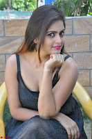 Pragya Nayan New Fresh Telugu Actress Stunning Transparent Black Deep neck Dress ~  Exclusive Galleries 054.jpg