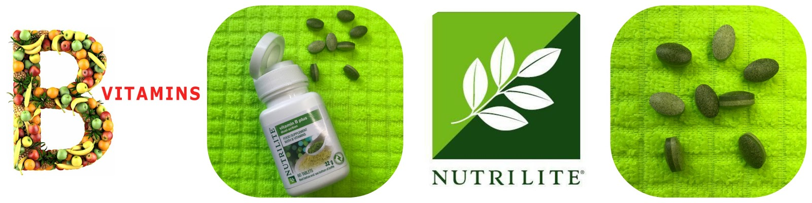 Nutrilite Vitamin B Plus Review
