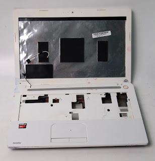 Case Toshiba C40-A Bekas