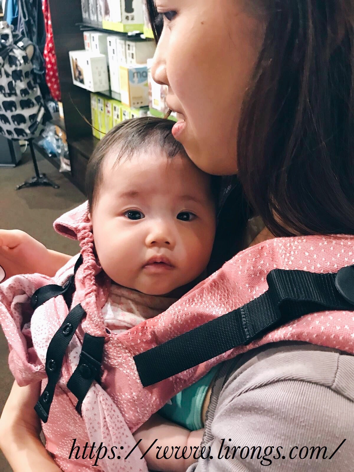 Lirong A Singapore Food And Lifestyle Blog Review Baby Slings