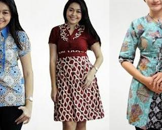 model baju untuk orang gemuk dan pendek