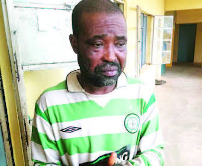 Daughter Impregnated By Her Dad, Gives Birth...Father Arrested