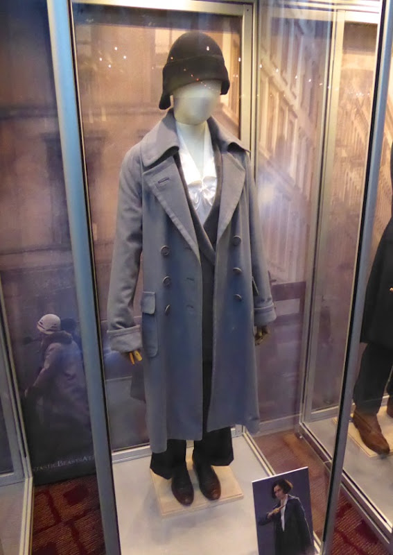 Porpentina Goldstein Fantastic Beasts movie costume
