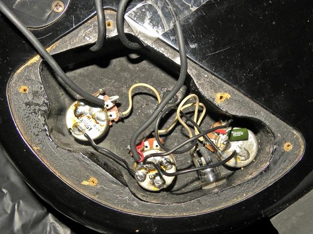 Ibanez Gsr205 Wiring Mod 1