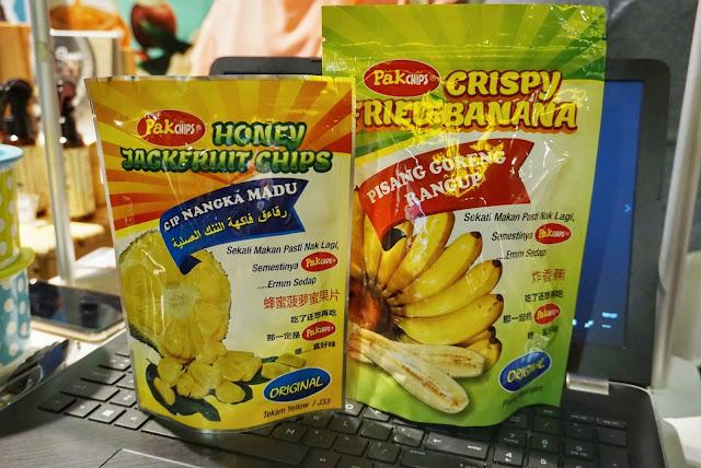 Yusa Food : Pelbagai Produk Usahawan Tempatan Ada Di Sini