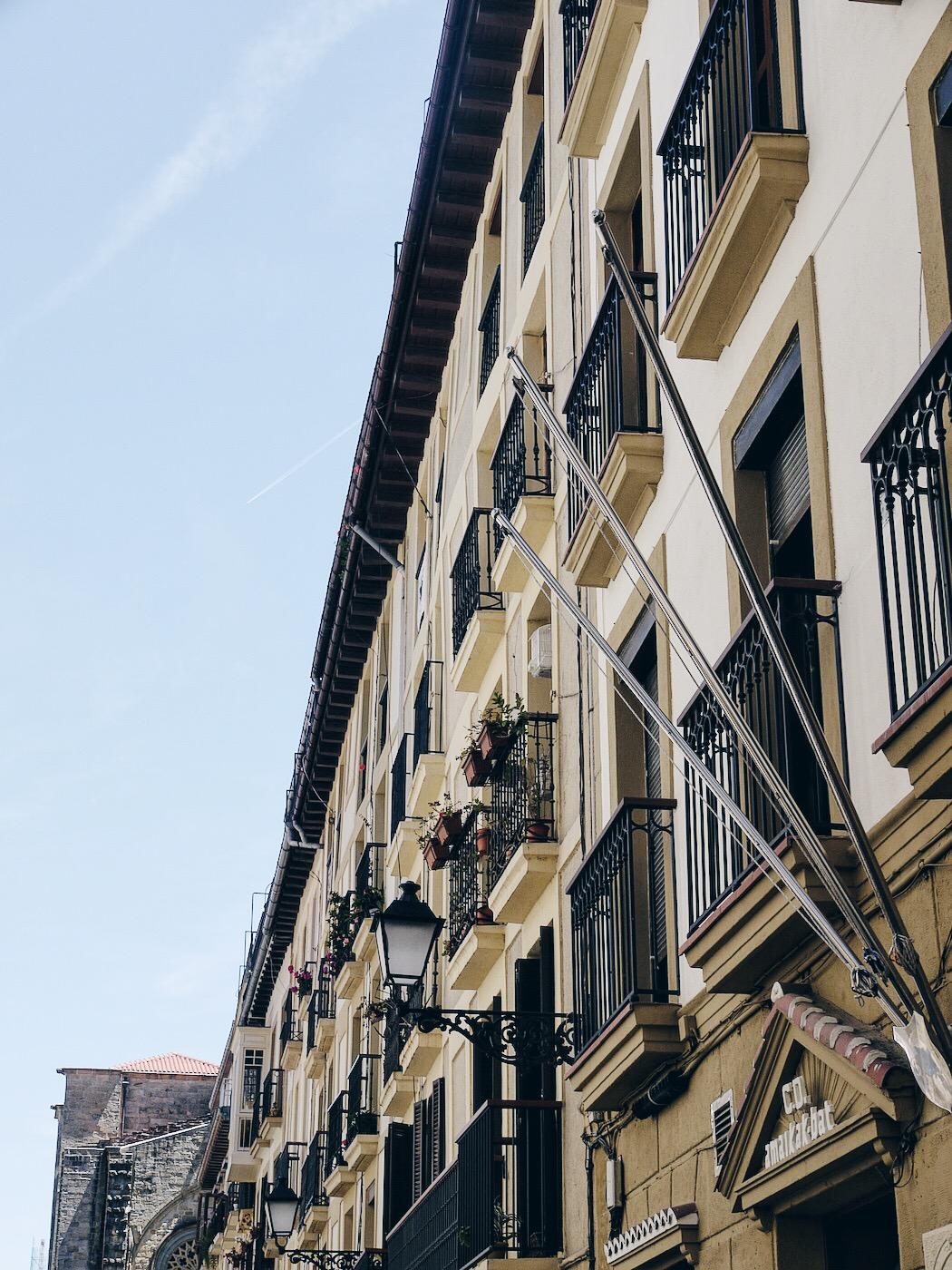 Altstadt von San Sebastián