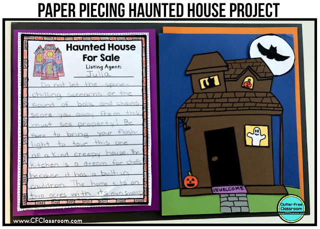 Haunted House Essay  Ivoiregion Haunted House For Sale Writing Project And Craft Ideas Saveenlarge  Haunted  Houses