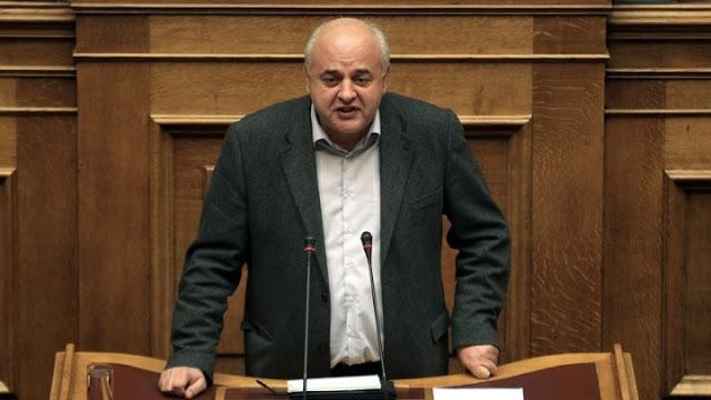 Ερώτηση βουλευτών του ΚΚΕ στη βουλή για τα προβλήματα λειτουργίας του Νοσοκομείου Ναυπλίου