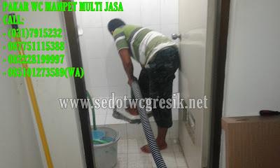 SERVICE WC MAMPET GRESIK MURAH