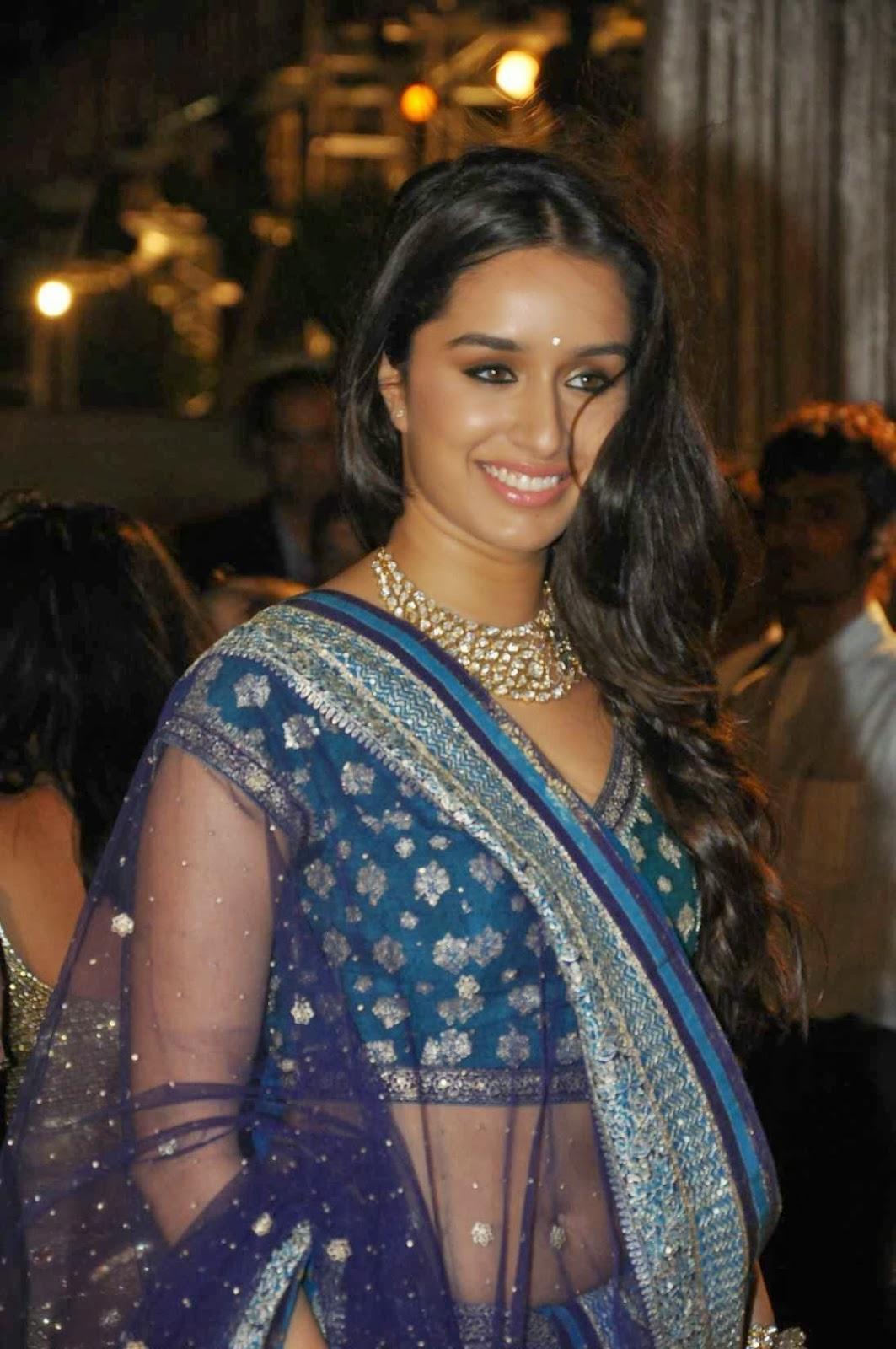 Shraddha Kapoor Hottest Pics - Hot Blog Photos-7715
