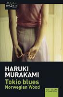Portada libro Tokio blues