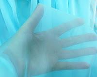 Şifon kumaş örneği