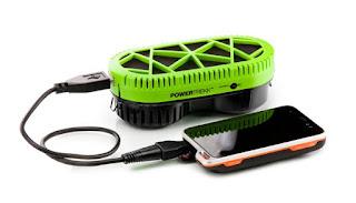 MyFC PowerTrekk, Charger Ponsel Bertenaga Air