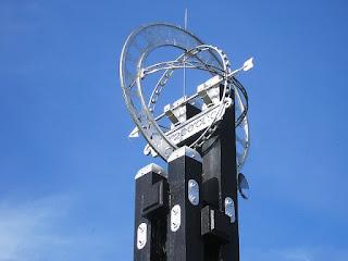 Pontianak Indonesia, City of  The Equator Line
