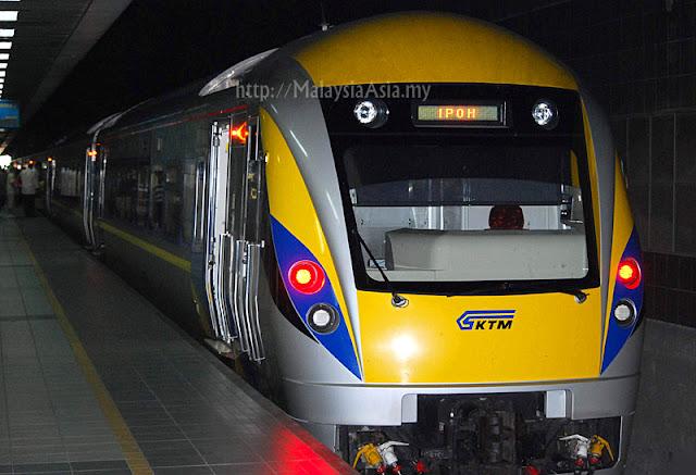 Malaysia ETS Train