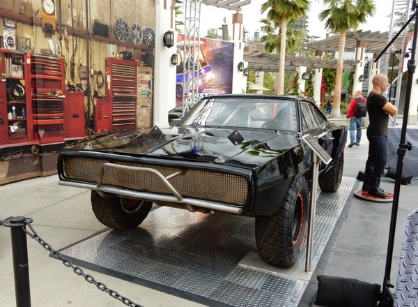 1969 Off Road Charger Furious 7 movie car