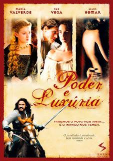 Poder e Luxúria - DVDRip Dublado