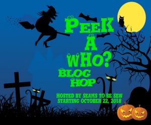 Peek A Who? Blog Hop