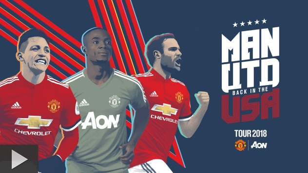 ba39550ee94b Upcoming Matches Manchester United play their opening pre-season game  against Club America on Thursday