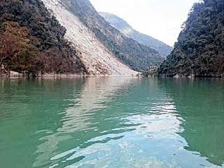 Thekong Thek Lake