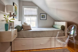 Ideas decoración dormitorio pequeño