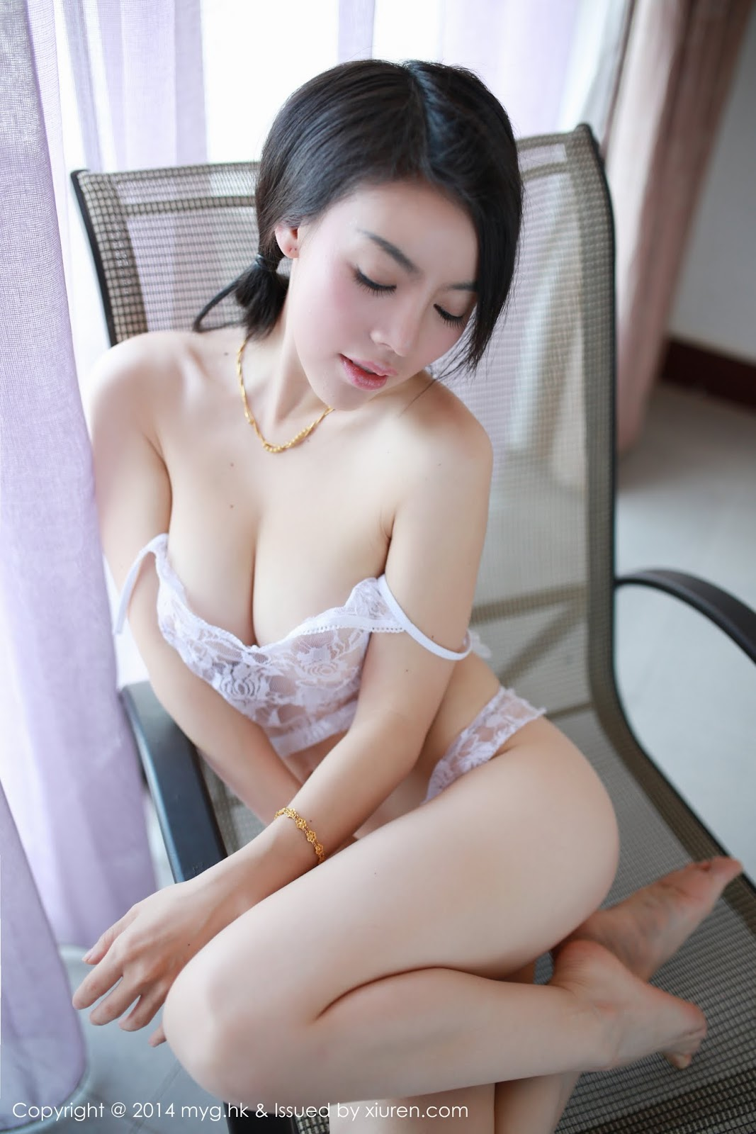 0007 - Hot Photo Model MYGIRL VOL.31