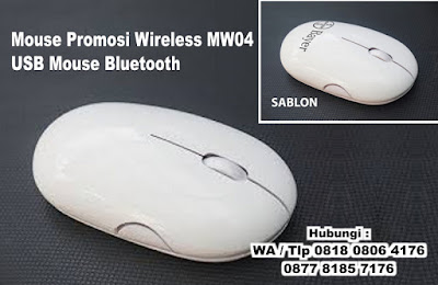 WIRELESS MOUSE - MW04, Barang Promosi Wireless Mouse MW04, Souvenir Wireless Mouse MW04, Mouse wireless bluetooth, jual aneka mouse wireless dengan harga terjangkau