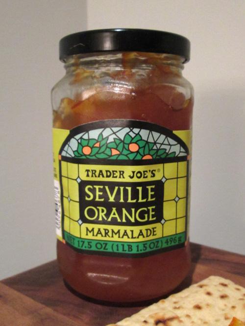 Trader Joe's Seville Orange Marmalade