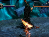 Download Dantes Inferno PPSSPP ISO CSO Game Android Terbaru