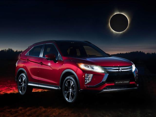 Mitsubishi abre pré-venda do Eclipse Cross no Brasil