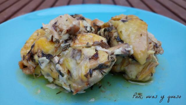 Pollo-cava-Crock-Pot-panuvasyqueso