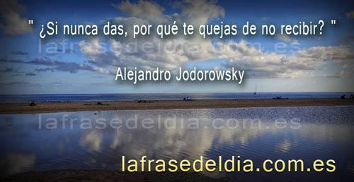 Frases de Alejandro Jodorowsky
