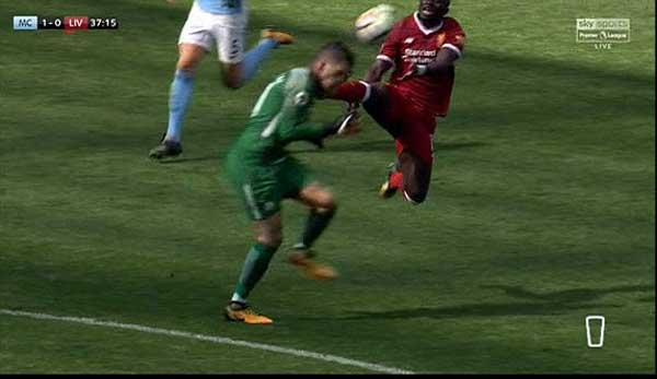 Man City 5-0 Liverpool: Thẻ đỏ và cái kết đắng 4
