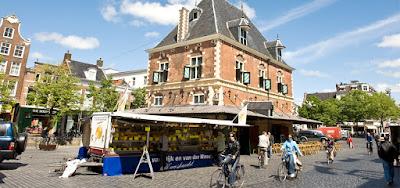 Leeuwarden en Holanda, viajes y turismo