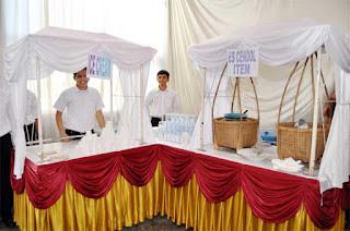 Menu Gubuk ( Bengkulu Catering )