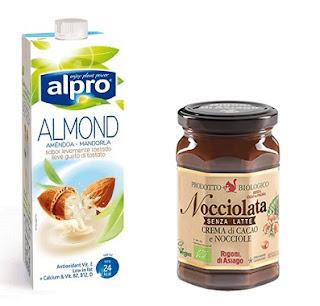 Alpro Almond Nocciolata Rigoni di Asiago senza latte