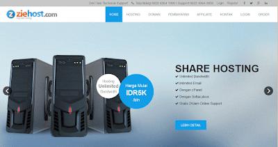 Domain dan Hosting Murah
