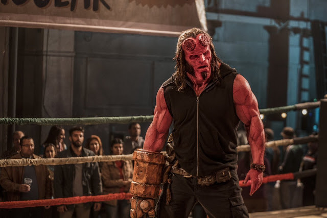 Crítica #2: Hellboy