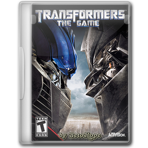 Transformers The Game Full Español