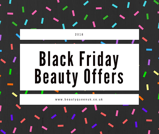 Black Friday Beauty Deals and Discounts 2018