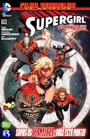 Os Novos 52! Supergirl #30