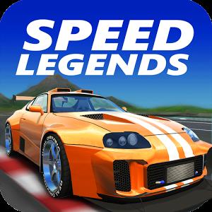 Speed Legends - Open World Racing & Car Driving v1.0.9 Mod Apk [Money]