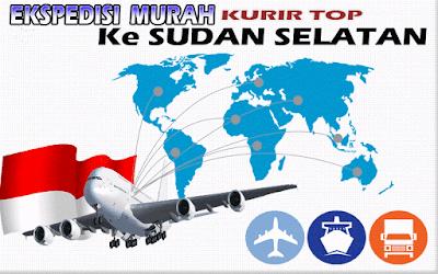 JASA EKSPEDISI MURAH KURIR TOP KE SUDAN SELATAN