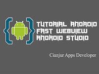 Cara Membuat Fast Loading WebView di Android Studio
