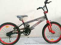 Sepeda BMX Reebok Trix FreeStyle 20 Inci