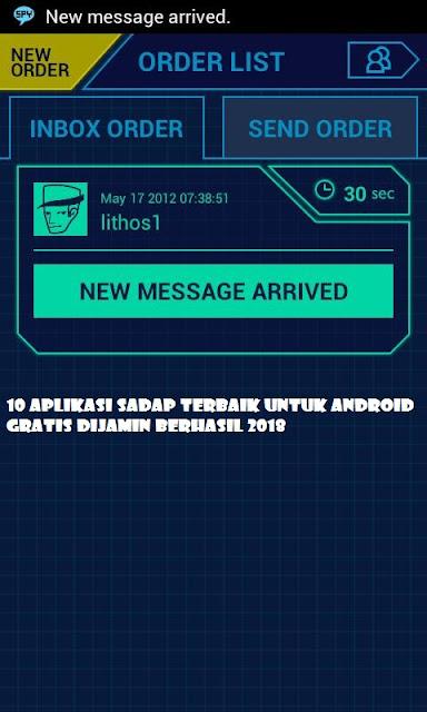 √ 10 Aplikasi Sadap Terbaik Untuk Android Gratis Dijamin Berhasil
