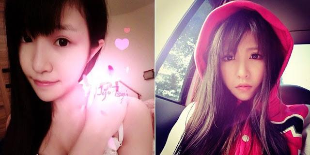 gadis bunuh diri yang update status di instagram