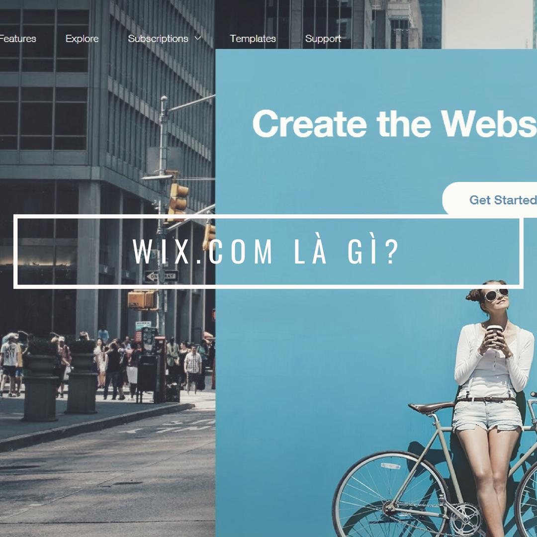 wix.com là gì