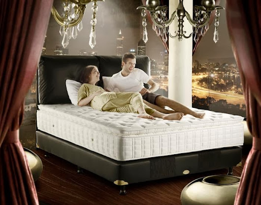 Comforta - Kasur Spring Latex type PERFECT DREAM - Toko Compass Furniture & Interior Design @ Jakarta